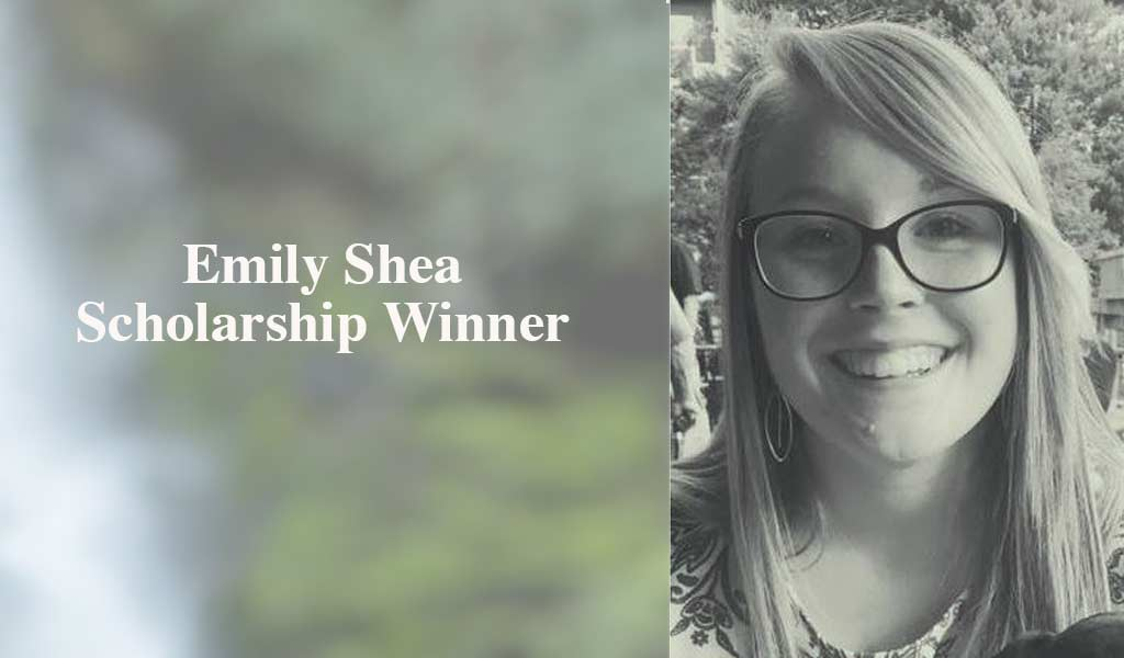 Emily Shea Awarded the 2017 Jim Bob and Dottie Tinsley Journalism Scholarship